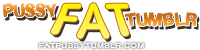 Fat Pussy Tumblr site logo